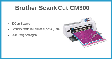 Brother ScanNCut CM300