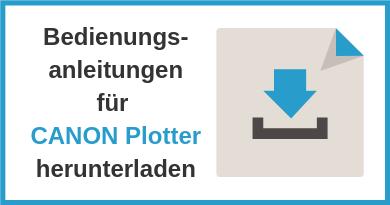 Bedienungsanleitungen für Canon Plotter